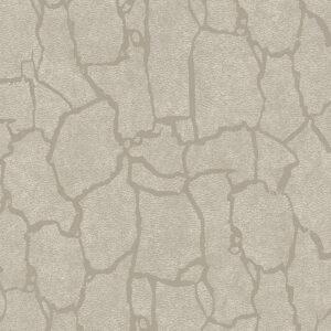 Wallpaper giraffe print design col. beige